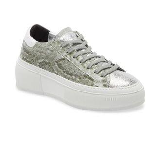 New P448 platform sneaker Size 37 US 7